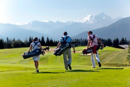 Link to the Golf-Club Crans-Montana