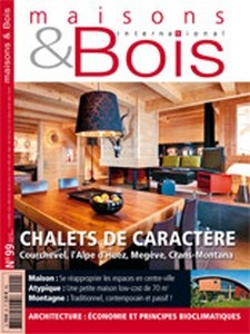 Tradition chalet real estate agency in crans montana - Maison en bois montana cutler ...