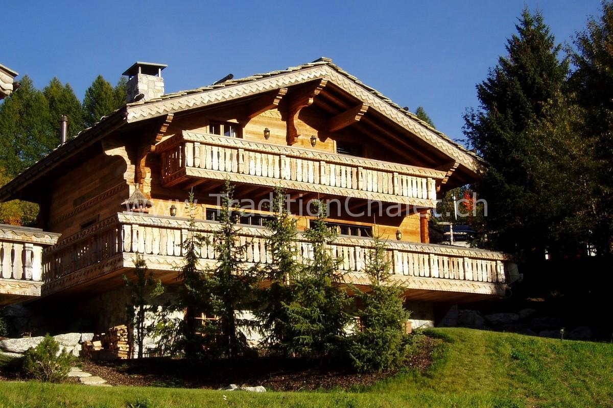 les marmottes chalet b luxueux chalet louer crans montana suisse. Black Bedroom Furniture Sets. Home Design Ideas