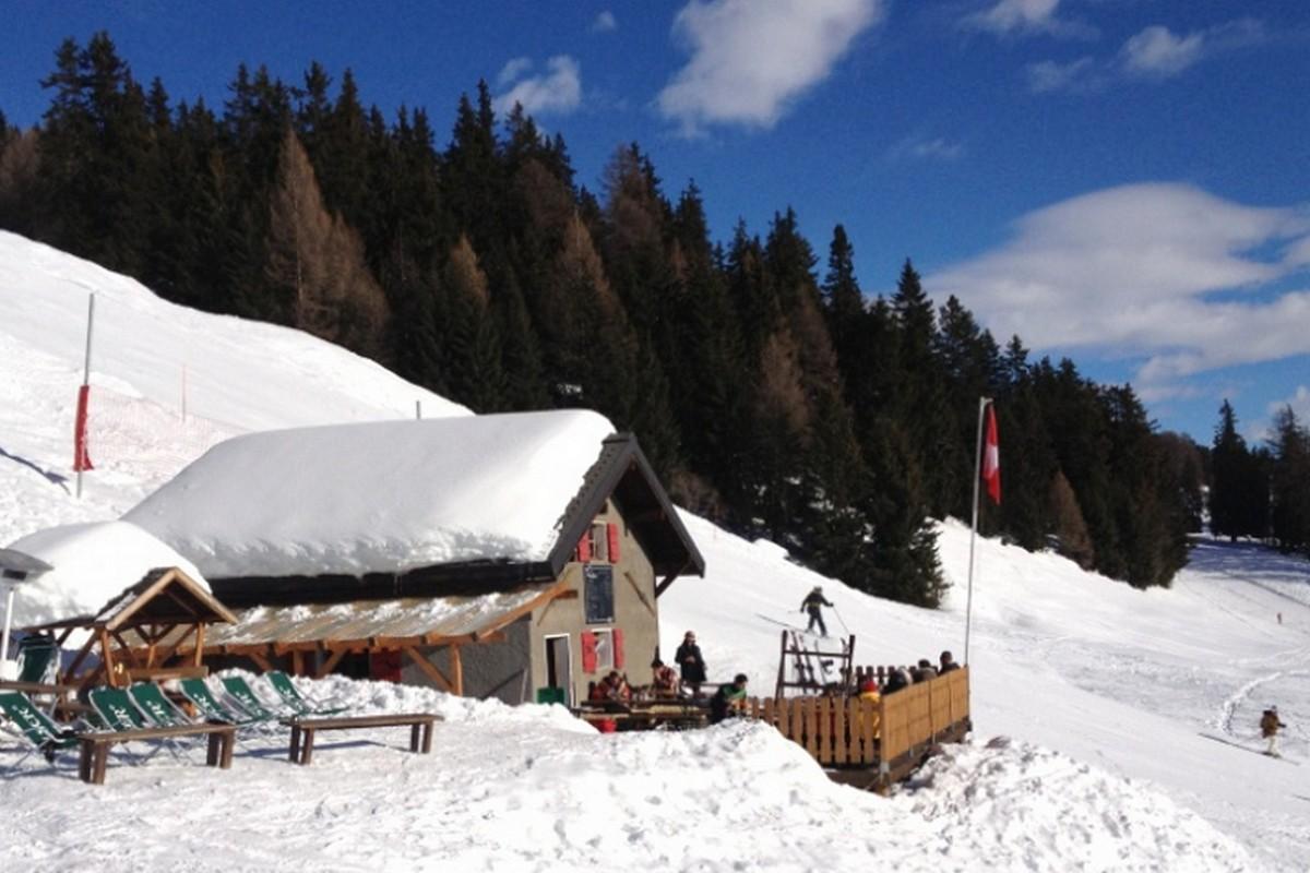 Cabane Chez Erwin