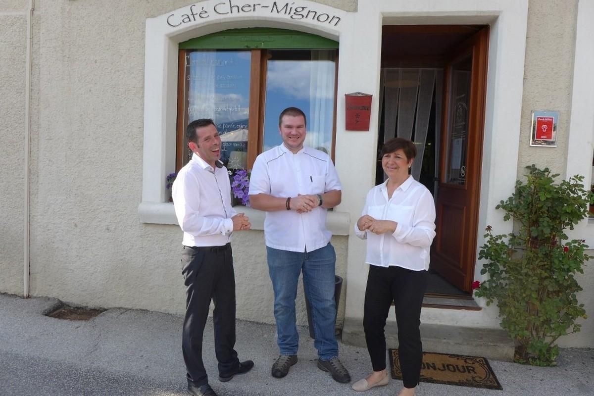 Café Restaurant de Cher-Mignon
