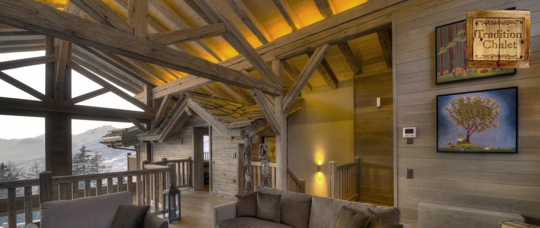 Tradition Chalet - Crans-Montana - Luxury Chalet for Sale -